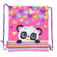 Сумка для обуви SB-01 Panda, 40*35 555240