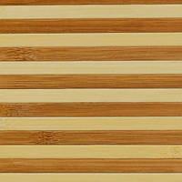 Обои бамбуковые LZ-0814 7 мм 0.9 м полосатые