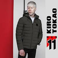 11 Kiro Tokao | Весенне-осенняя японская куртка 4628 т-зеленый