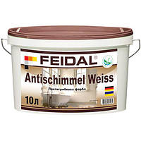 Краска Feidal Antischimmel Weiss 10 л