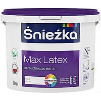 Краска Sniezka Max Latex 1.4 кг