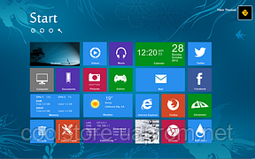 Windows 8. Характеристики приложений. Общие сведения об операционной системе Windows 8.