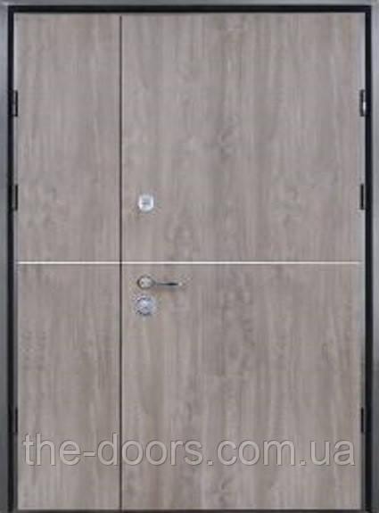 Двері STRAJ Proof полуторні модель Party A 1,5