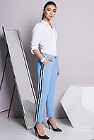 Donna-M Офисные голубые брюки 30011, фото 1