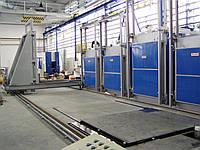 ЭЛЕКТРИЧЕСКИЕ ПЕЧИ  - линии для термической обработки изделий из алюминия
