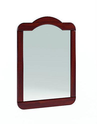 "Зеркало 100 ""Каролина"" МДФ (вишня), фото 1"
