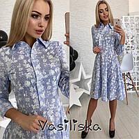 Красивое платье ВП-03.46, фото 1