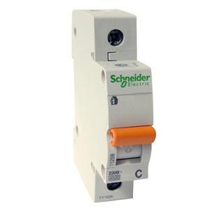 Автоматический выключатель SCHNEIDER 1X40А
