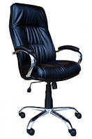 Кресло офисное Комета P хром