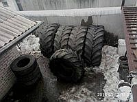 Покрышка задняя, БУ 710/70R42 Goodyear 173B для John Deere, Case, Fendt, New Holland
