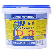 Клей Ирком D3 3 кг