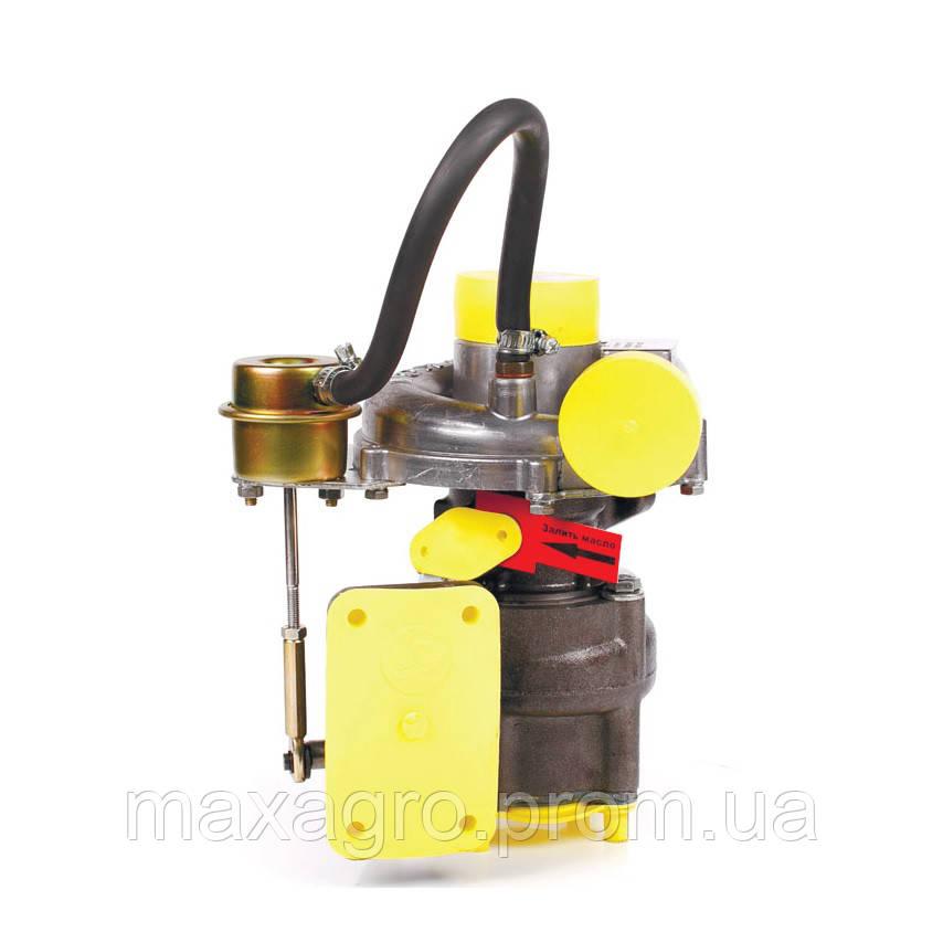 Турбокомпрессор ТКР 6.1 с клапаном (01, 02, 03, 04, 05, 06, 07) новый