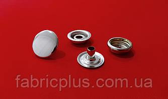 Кнопка для одежды каппа 15 мм №61 никель