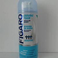Пена для бритья мужская FIGARO Sensitive 400 мл.(Фигаро Сенсетив) , фото 1