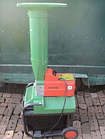 Немецкий электрический шредер садовый измельчитель для веток BRILL дробилка гiлок из Германии 0108