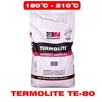 Высокотемпературный (ТЕ-80) 25кг клей-расплав ТЕРМОЛАЙТ (TERMOLITE TE-80)