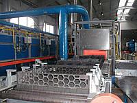 ГАЗОВЫЕ ПЕЧИ линии для термической обработки стальных изделий (поковок)