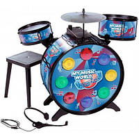 Электроударные, барабанная установка, My Music World