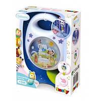 Музыкальная подвеска Cotoons Спокойной ночи (голубой цвет), Smoby Toys 110100-1