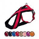 Шлея-петля М-L 50-80 см Преміум Софт червона Trixie для собак, фото 2