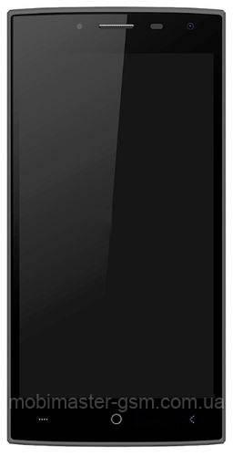 LCD модуль в рамке Bravis Bright A501 черный
