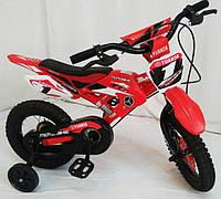 Велосипед детский 12 дюймов YUANDA YD-01 красный