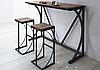Каркас для барного стола из металла, фото 5