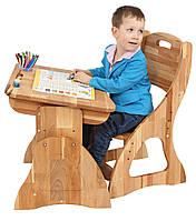 Комплект парта и стул (ширина 70см), фото 1