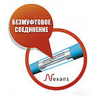 Nexans Millimat/150, 375W - 2,5 м2 - Нагревательный мат двухжильный для теплого пола, фото 4