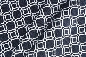 Sergin - Мебельный жаккард с геометрическим рисунком A003702