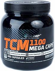 Креатин Olimp TCM Mega Caps 1100 (400 капс) олимп тсм мега капс