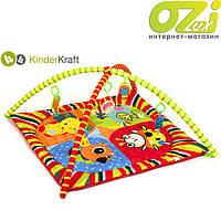 Развивающий коврик KinderKraft FUN