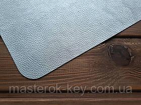 Искусственная кожа Флотар Италия цвет серебро