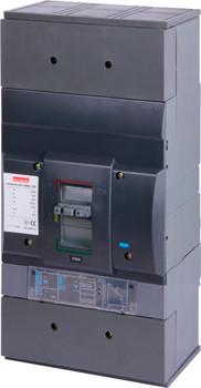 Силовой автоматический выключатель с электронным расцепителем e.industrial.ukm.1600Rе.1000