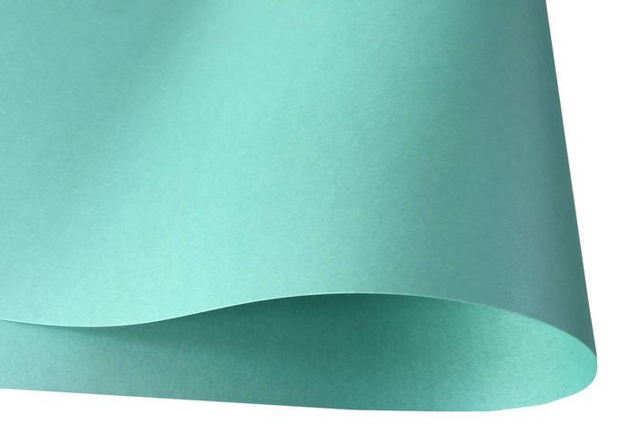 Дизайнерский картон Lagoon, перламутровый бирюзовый, 285 гр/м2