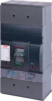 Силовой автоматический выключатель с электронным расцепителем e.industrial.ukm.1600Rе.1600