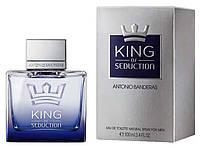 Мужская туалетная вода antonio banderas king of seduction 100 ml