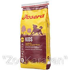 Josera Kids. Полноценный корм для растущих собак.15 кг