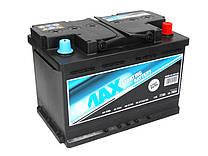 Аккумулятор 4Max Bateries 77Ah/760A R+(0) Ecoline 278x175x190