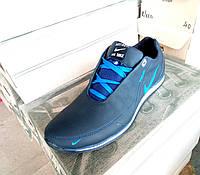 Кроссовки мужские кожаные Nike 40 -45 р-р, фото 1