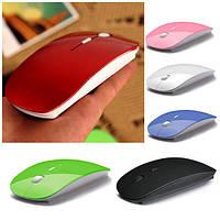 Мышь беспроводная USB. 6 цветов