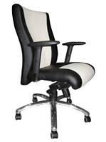 Кресло офисное Блюз P хром