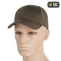 M-Tac бейсболка Elite Flex рип-стоп Dark Olive