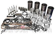 Запчасти на двигатель Isuzu 4LB1, 4LC1, 4LE1, 4LE2