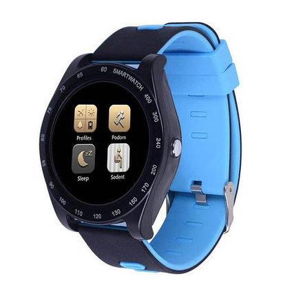 Часы Smart Watch Z1 Blue Гарантия 1 месяц, фото 2