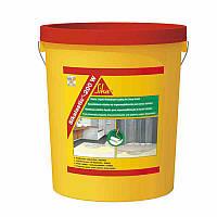 Эластичная гидроизоляция для влажных помещений Сикаластик -200 В / Sikalastic -200 W (уп. 5 кг)