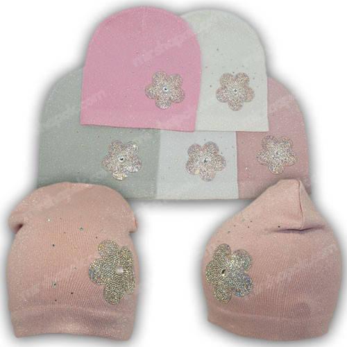 Детские шапки польша, р. 50-52