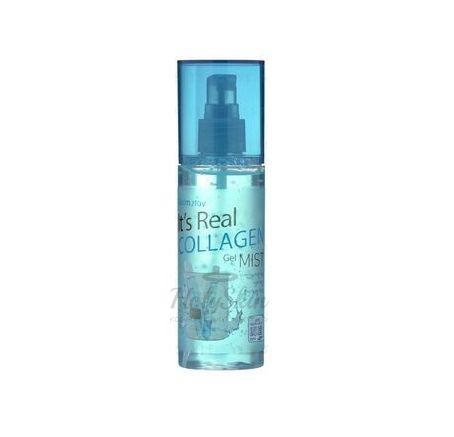 Увлажняющий гель-мист с коллагеном FarmStay Its Real Collagen Gel Mist