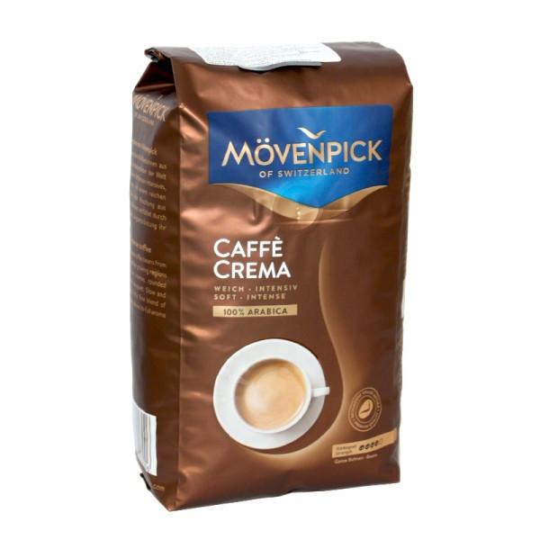 Кава в зернах Movenpick Caffe Crema 500г