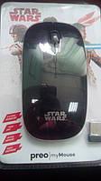 Беспроводная мышь ультратонкая Star Wars